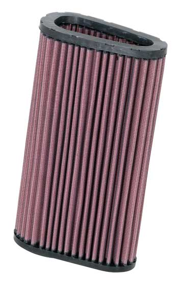 Filtro de ar K&N HORNET CB600F 2008+ INJETADA  - T & T Soluções