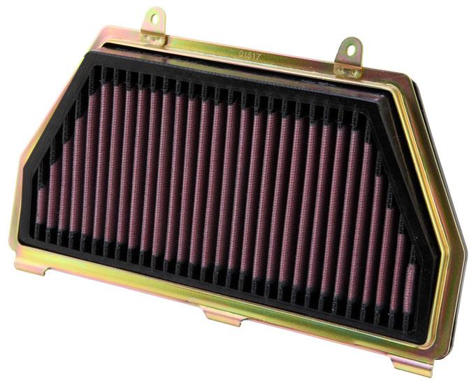 Filtro de ar K&N CBR600RR 2007+  - T & T Soluções