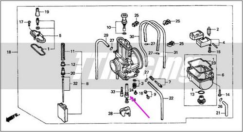 Difusor TMX S-7  - T & T Soluções
