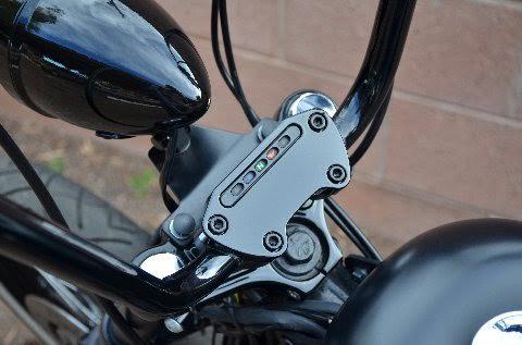 Tampa De Riser Harley Davidson 883  - T & T Soluções