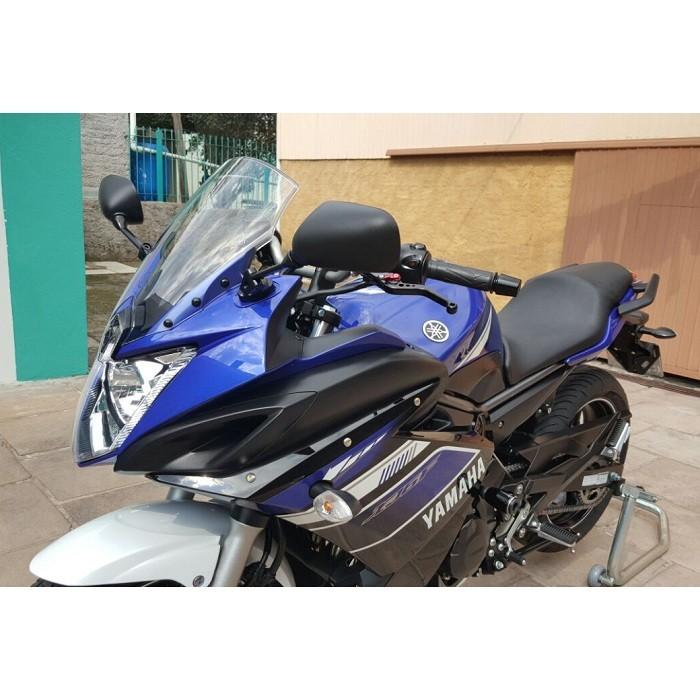 Espelho Retrovisor Yamaha XJ6F Estilo Original Menor  - T & T Soluções