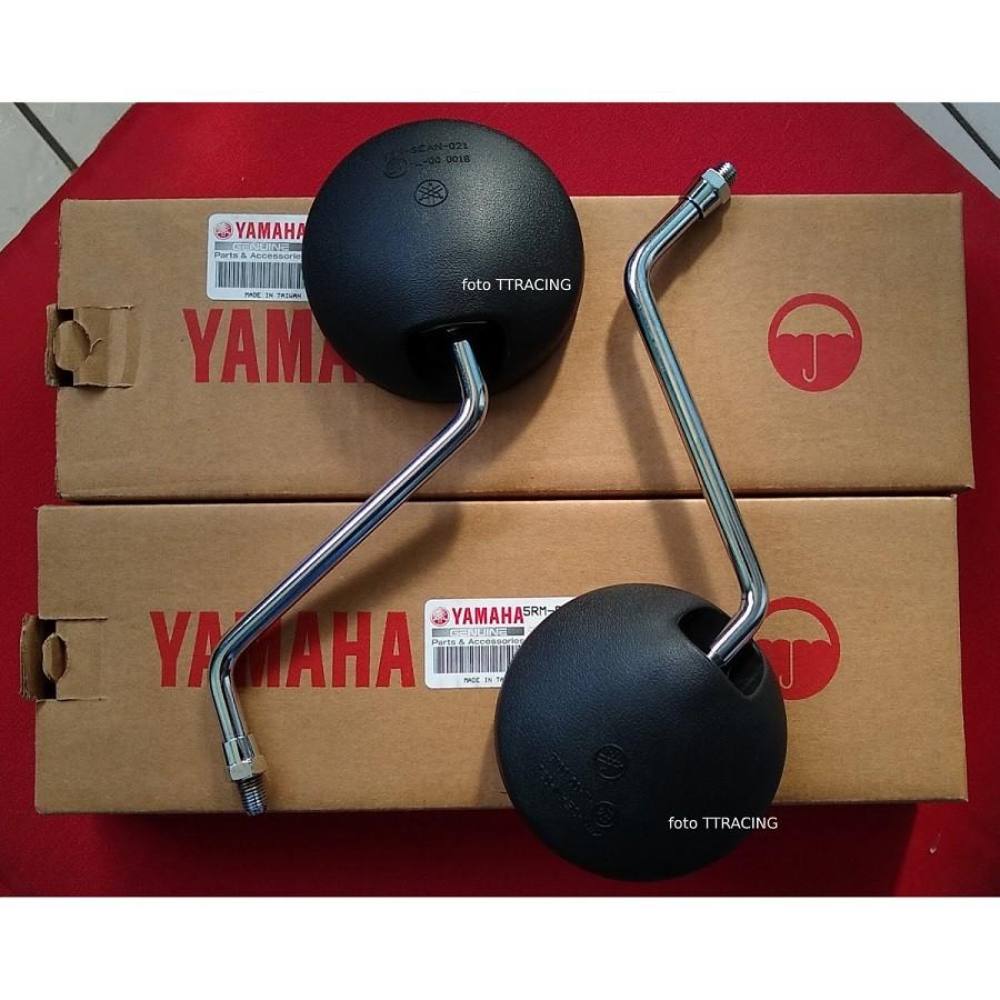 Espelho Retrovisor Yamaha DT200 DT200R ORIGINAL YAMAHA  - T & T Soluções