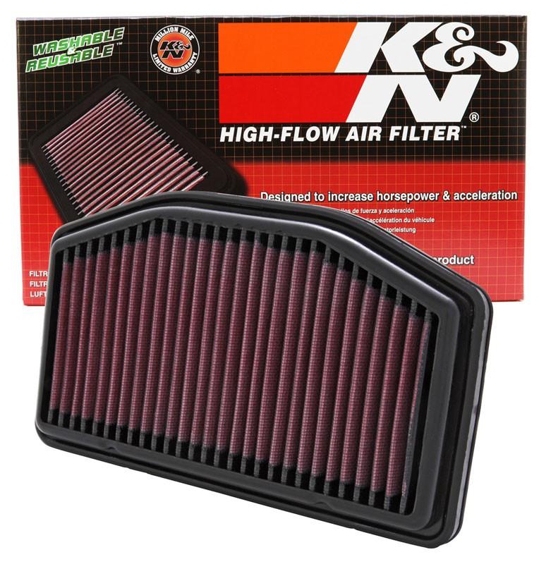 Filtro de ar K&N R1 2009 2010 2011 2012 2013 2014  - T & T Soluções