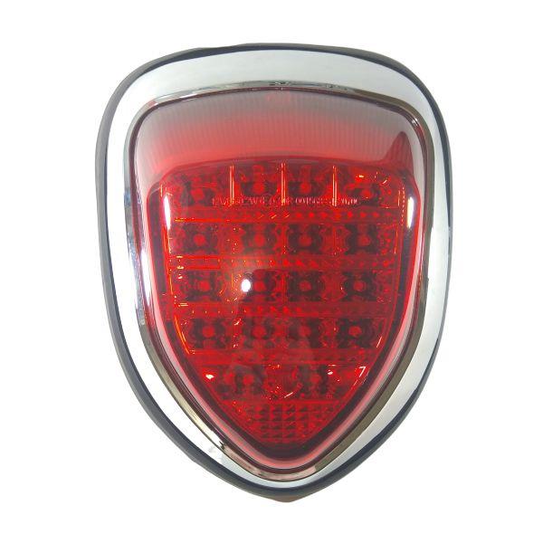Lanterna sinaleira Suzuki Boulevard VL800 C50 2006 até 2019 compatível 35710-43h00  - T & T Soluções