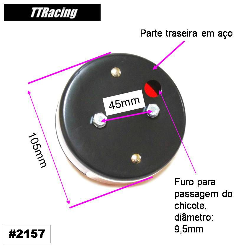Lanterna Traseira Universal  - T & T Soluções