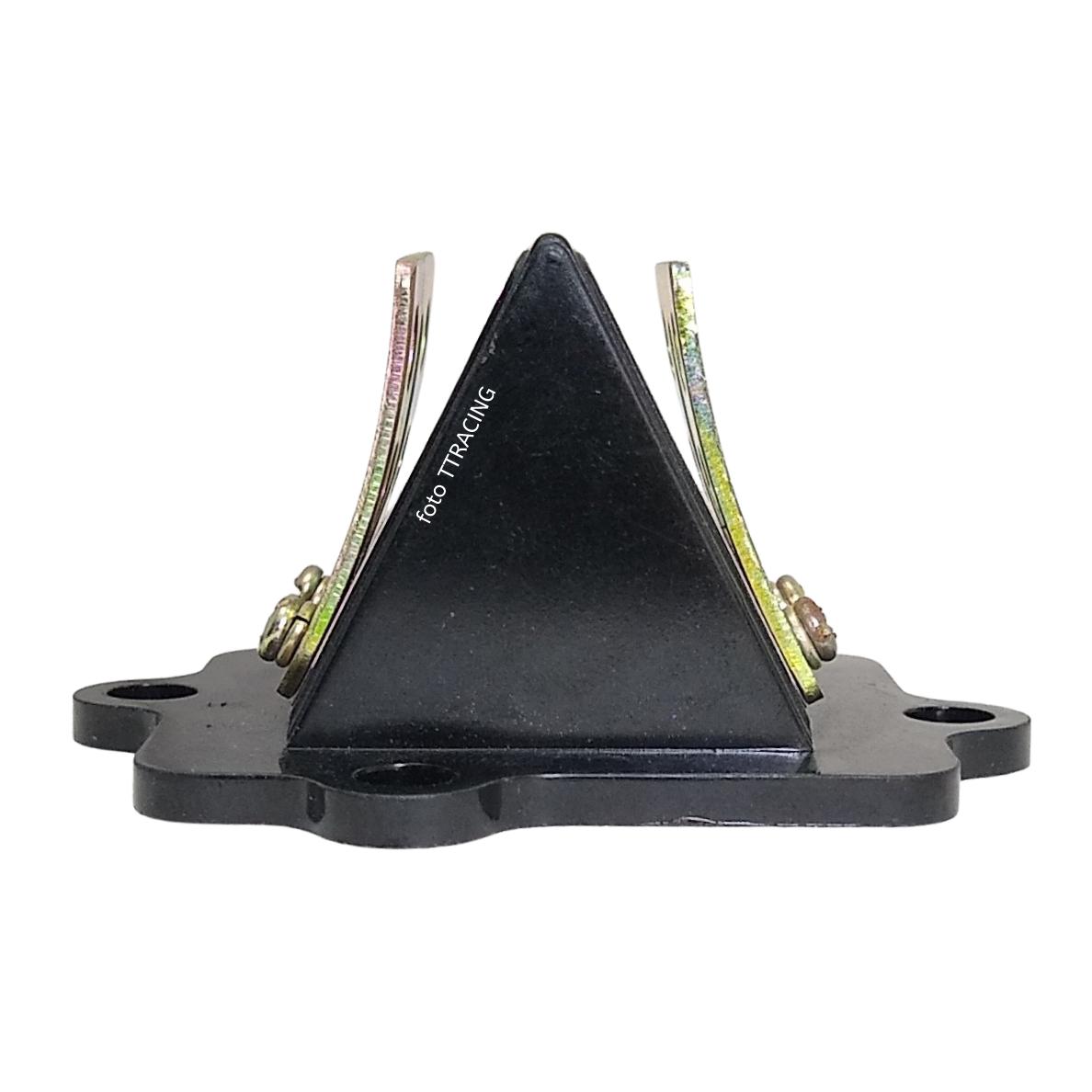 Torque ou Pirâmide com palhetas em INOX para YAMAHA JOG 50cc  - T & T Soluções