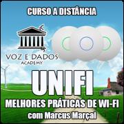 Curso a Distância - UniFi - Melhores Práticas WI-Fi