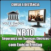 NR10 - Segurança em Serviços Elétricos