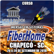 Chapecó - SC - Imersão em Sistemas FiberHome
