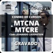 Combo Cursos MTCNA + MTCRE Gravados
