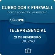 Curso Avançado de Firewall e QoS no Mikrotik