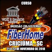 Criciúma - SC - Imersão em Sistemas FiberHome