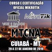 Cuiabá - MT - Curso e Certificação Oficial Mikrotik - MTCNA