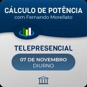 Curso de Cálculo de Potência Óptica  - CACP com Fernando Morellato - Telepresencial