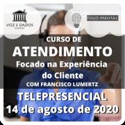 Curso de Atendimento Focado na Experiência do Cliente - Telepresencial - #1