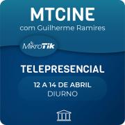Curso e Certificação Oficial Mikrotik - MTCINE - Telepresencial