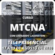 Curso MTCNA Telepresencial