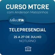 Curso MTCRE OFICIAL com Anderson Matozinhos - Telepresencial