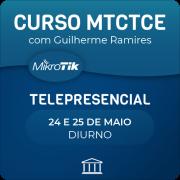 Curso  MTCTCE oficial com Guilherme Ramires - Telepresencial