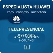 Especialista em Switches e Routers Huawei NOTURNO - com Leonardo Lauenstein