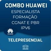 Especialização COMPLETA Huawei Especialista, Formação, PBR CGNAT & IPV6 - NOTURNO