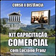 Kit Capacitação Comercial - com Luciano Franz