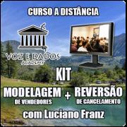 Kit - Modelagem de Vendedores + Reversão de Cancelamentos