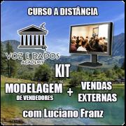 Kit - Modelagem de Vendedores + Vendas Externas