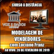 Modelagem de Vendedores - Ao Vivo - 20-02-2019