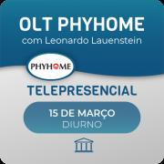 Phyhome  OLT - ONU - Programação e Operação