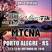 Porto Alegre - RS - Curso e Certificação Oficial Mikrotik - MTCNA