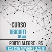 Porto Alegre - RS - Curso e Certificação* Ubiquiti UniFi - UEWAv2 - WiFi Avançado