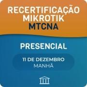 Recertificação MikroTik - MTCNA