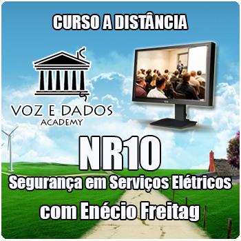 NR10 - Segurança em Serviços Elétricos  - Voz e Dados