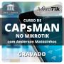 CAPsMAN no Mikrotik com Anderson Matozinhos - Gravado