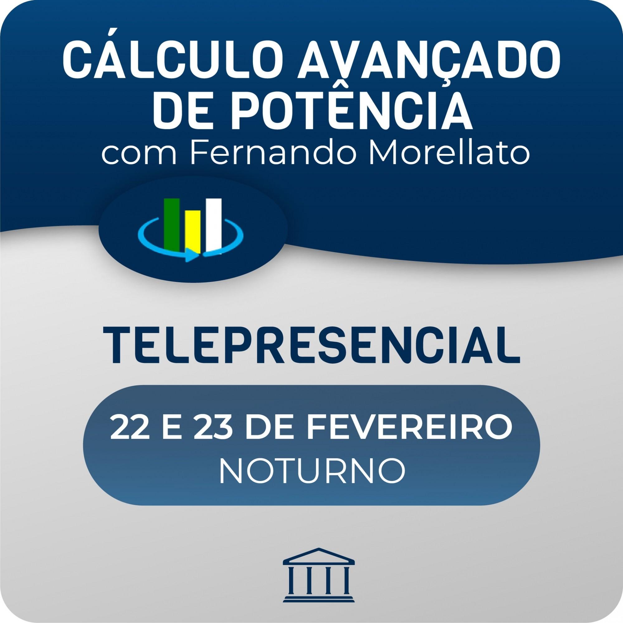 Curso Avançado de Cálculo de Potência Óptica  - CACP  - Voz e Dados