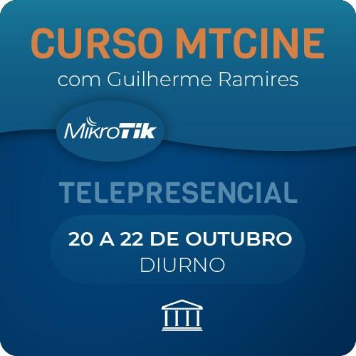 Curso e Certificação Oficial Mikrotik - MTCINE  - Voz e Dados