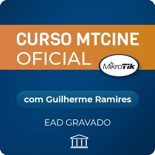 Curso MTCINE com Guilherme Ramires - GRAVADO  - Voz e Dados Academy