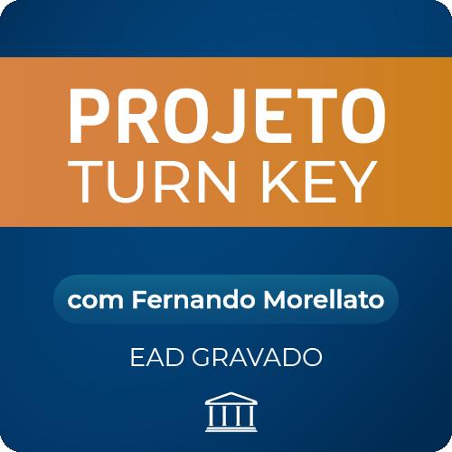 Curso Projeto Turn Key com Fernando Morellato - GRAVADO  - Voz e Dados Academy