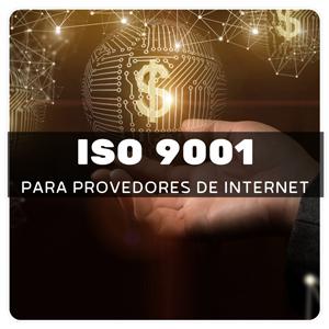 ISO 9001 para Provedores de Internet  - Voz e Dados