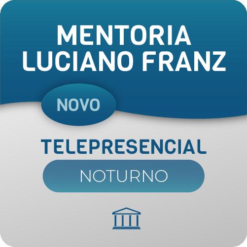 Mentoria Luciano Franz - Telepresencial - Cursos + Aulas  - Voz e Dados Academy