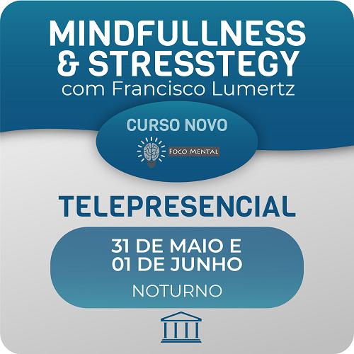 MindFullness & Stresstegy - Estratégias para Driblar o Stress em Organizações com Francisco Lumertz  - Voz e Dados Academy