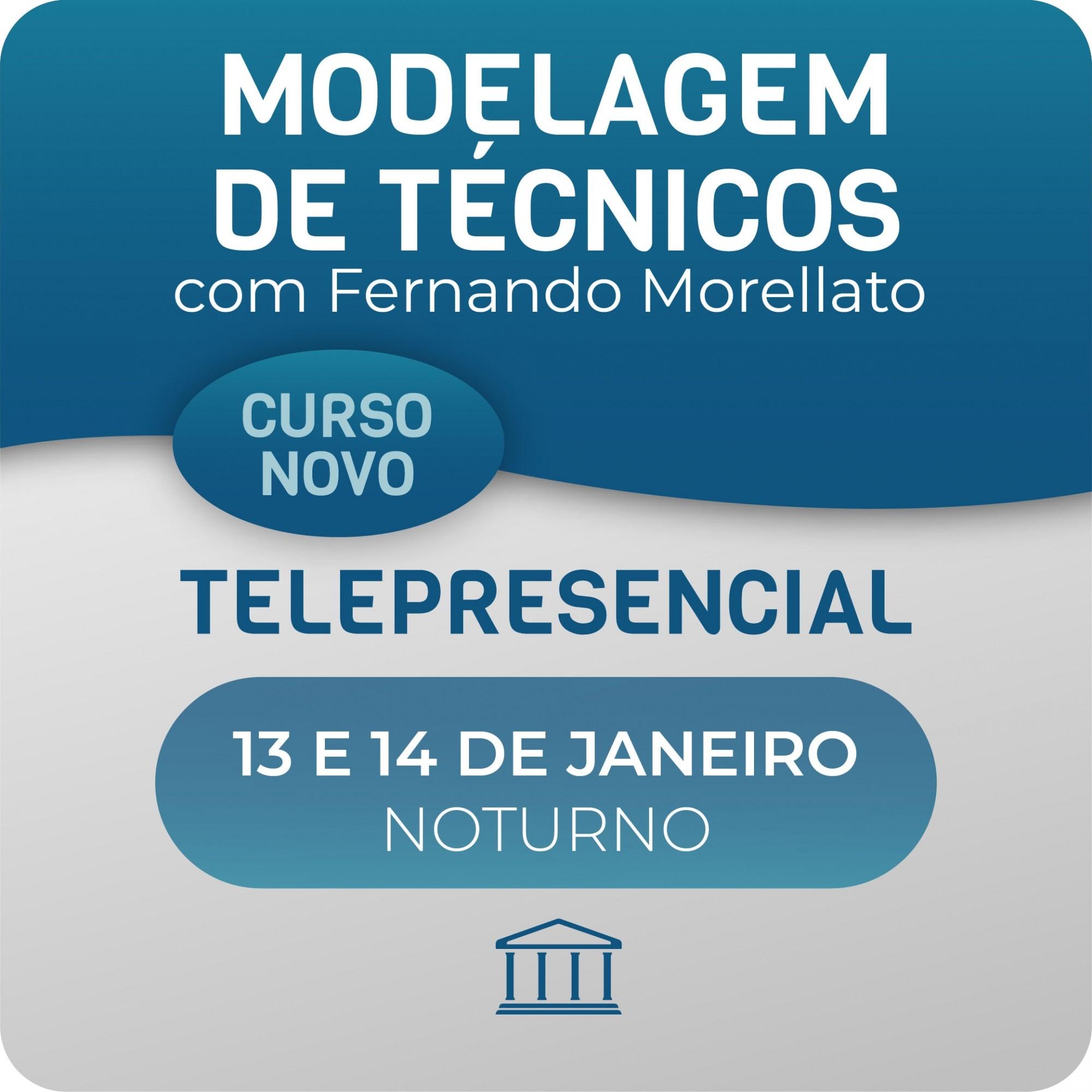 Modelagem de Técnicos de Telecom  - Voz e Dados