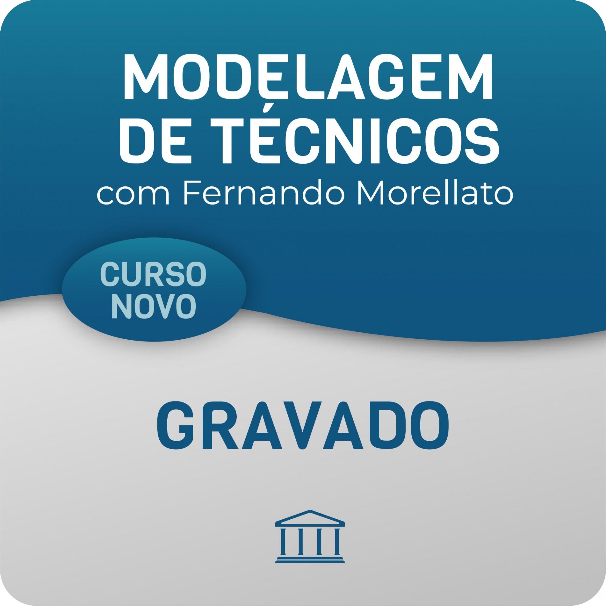 Modelagem de Técnicos de Telecom - GRAVADO  - Voz e Dados