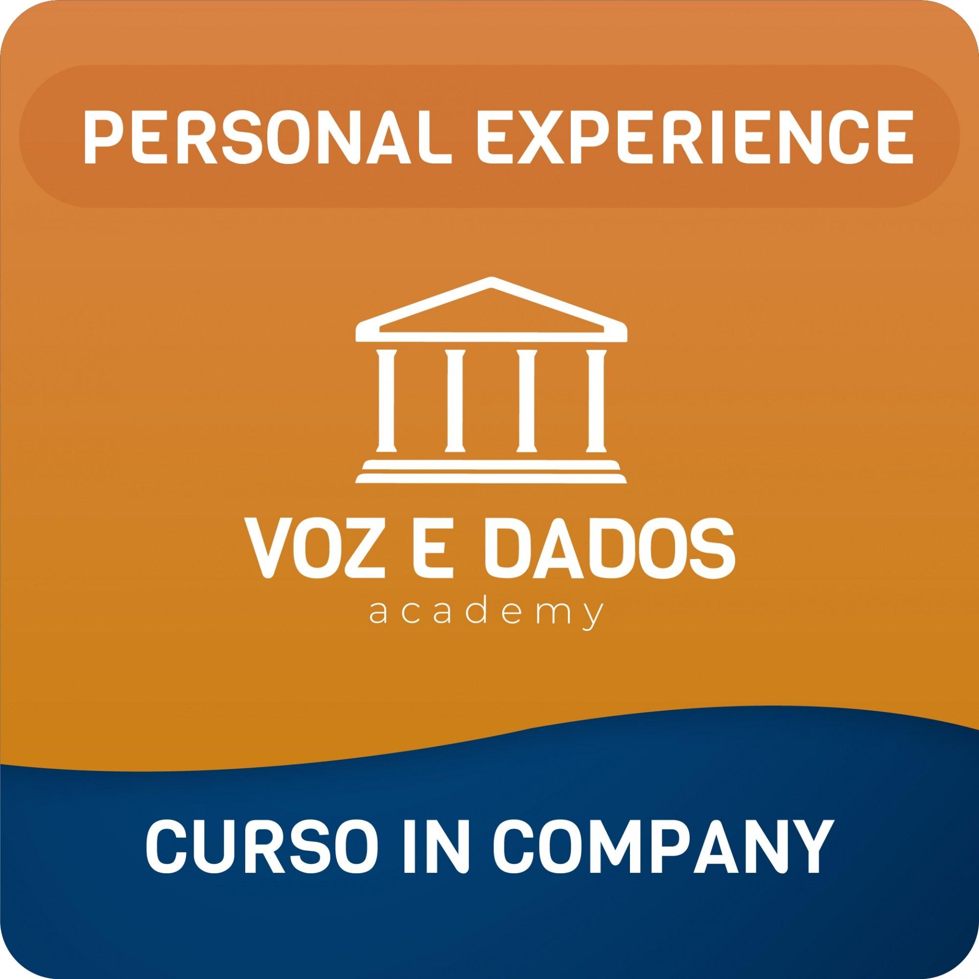 Personal Experience  - Voz e Dados