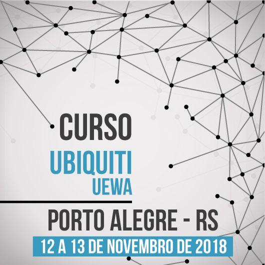 Porto Alegre - RS - Curso e Certificação* Ubiquiti UniFi - UEWAv2 - WiFi Avançado  - Voz e Dados