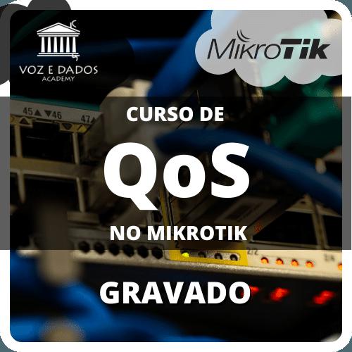 QoS no Mikrotik - Gravado  - Voz e Dados