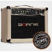 Amplificador Borne Vorax 1050 Creme