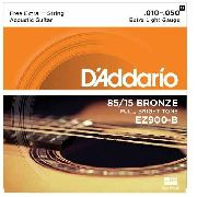 Encordoamento D'addario Violão Aço 010 EZ900B