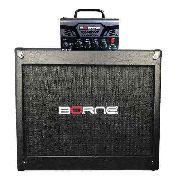 Amplificador Borne Mob T30 para Guitarra com Caixa MOB 110